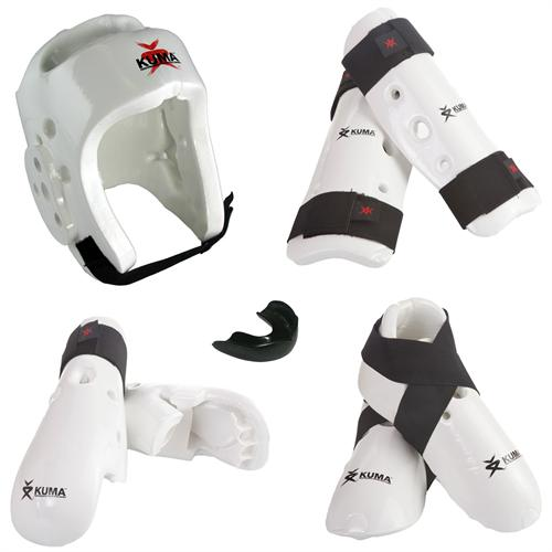 Kuma Kuma Sparring Gear Set With Shin